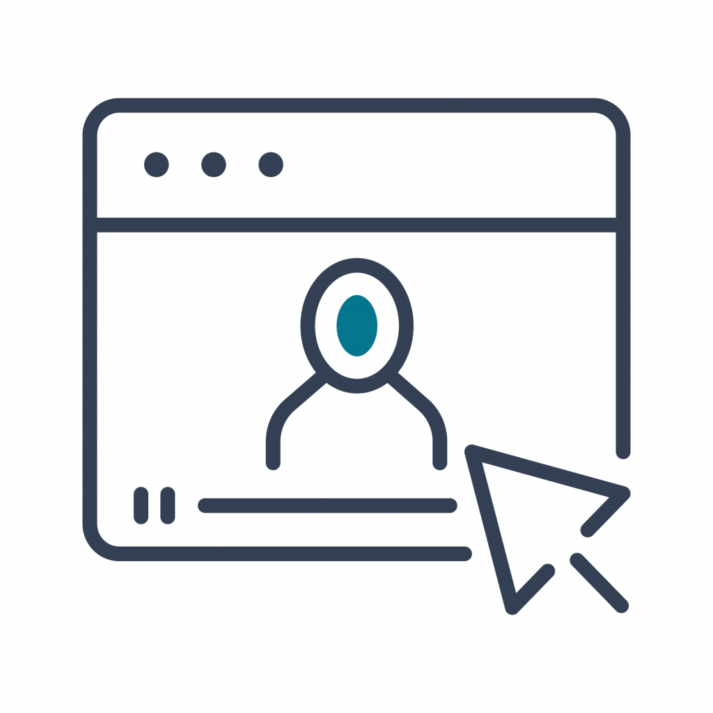 Client Monitoring Icon
