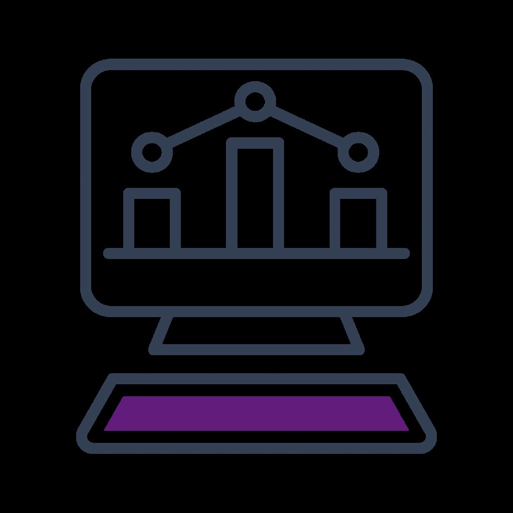 Program Monitoring Icon
